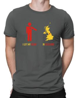 Polo de I Left My Heart In Scotland - Map