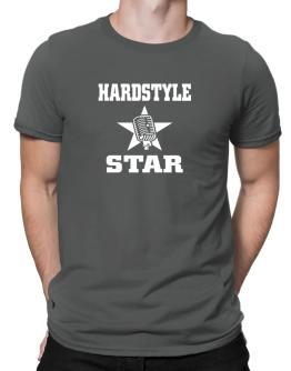 Hardstyle Star - Microphone Men T-Shirt