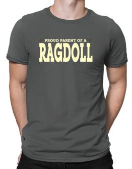 PROUD PARENT OF A Ragdoll Men T-Shirt