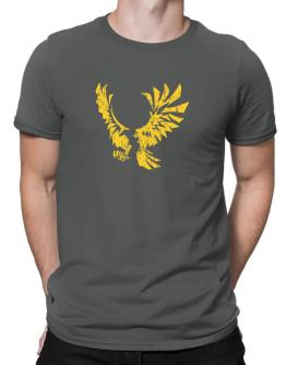 Eagle With Open Wings Men T-Shirt