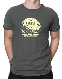 Believe Roswell, New Mexico Men T-Shirt