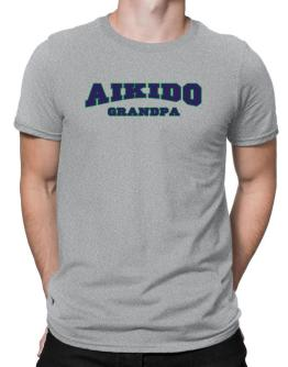 Aikido Grandpa Men T-Shirt