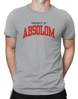 Property Of Absolom Men T-Shirt