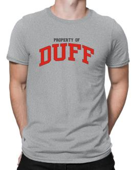 Property Of Duff Men T-Shirt