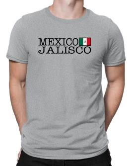 """ Jalisco - Flag "" Men T-Shirt"