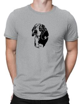 Beagle Face Special Graphic Men T-Shirt