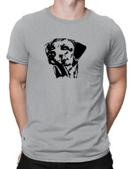 Rhodesian Ridgeback Face Special Graphic Men T-Shirt