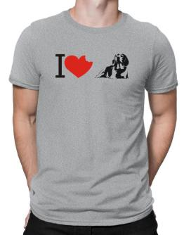 I love Beagles Men T-Shirt