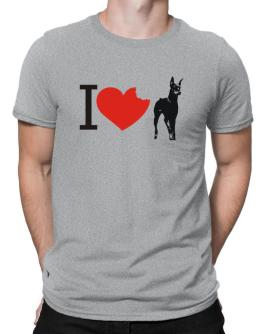 Polo de I love Doberman Pinschers