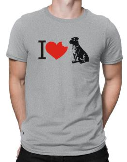 I love Cane Corsos Men T-Shirt
