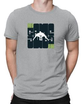 """ My Game - Catch Wrestling Silhouette "" Men T-Shirt"