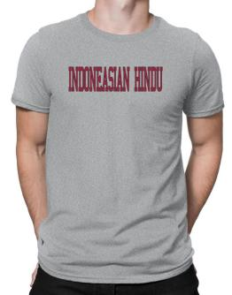 Indoneasian Hindu - Simple Athletic Men T-Shirt