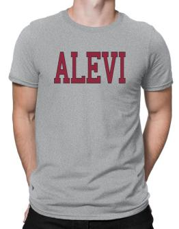 Alevi - Simple Athletic Men T-Shirt