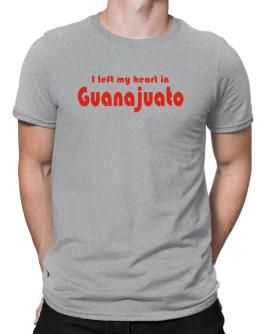 I Left My Heart In Guanajuato Men T-Shirt