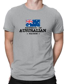 Polo de Property of Australian Nation