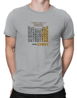 Periodic Table of Beer Men T-Shirt