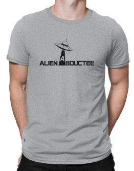 Alien abductee Men T-Shirt