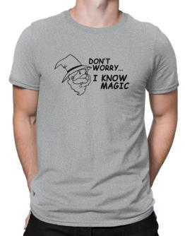 I know magic Men T-Shirt