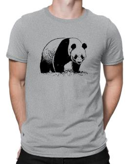 Panda sketch Men T-Shirt