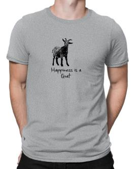 Happiness is a Goat Men T-Shirt