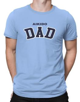 Aikido Dad Men T-Shirt