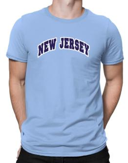 New Jersey Classic Men T-Shirt
