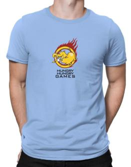Hungry Games Men T-Shirt