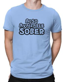 Also available sober Men T-Shirt
