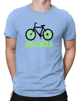Polo de Recycle bicycle