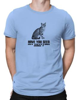 Have you seen my Egyptian Mau? Men T-Shirt