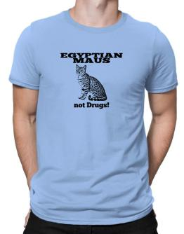 Egyptian Maus not drugs Men T-Shirt