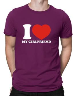 I Love My Girlfriend Men T-Shirt
