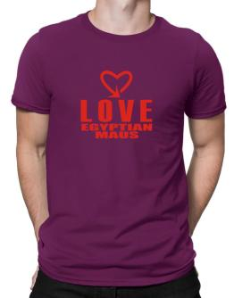 Love Egyptian Maus cool style Men T-Shirt