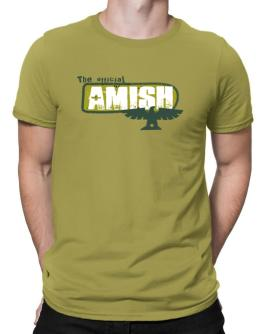 The Official Amish Men T-Shirt