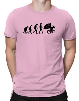 Gargoyle Evolution Men T-Shirt