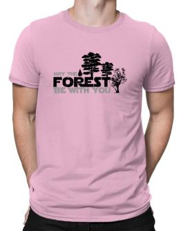 May the forest be with you Men T-Shirt