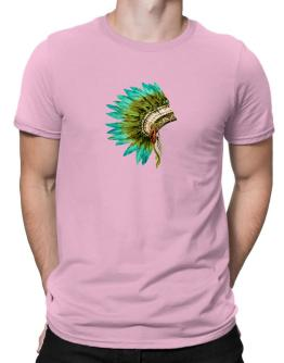 Native American headdress Men T-Shirt