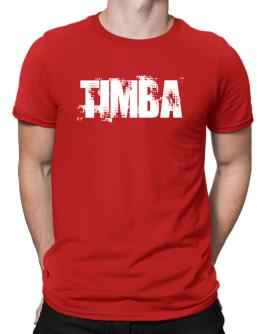 Timba - Simple Men T-Shirt