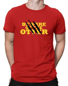 Beware Of The Otter Men T-Shirt