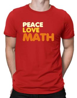 Polo de Peace Love Math