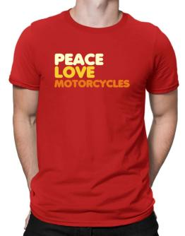 Polo de Peace Love Motorcycles