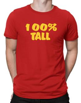 100% Tall Men T-Shirt