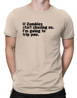 Polo de If Zombies start chasing us