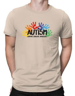 Autism support Men T-Shirt
