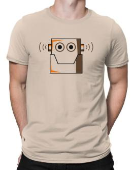 Retro robot Men T-Shirt