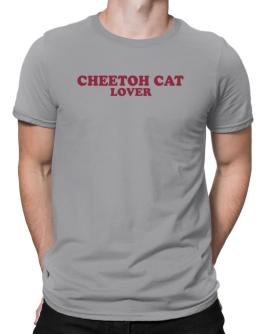 Cheetoh Lover Men T-Shirt