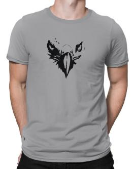 Eagle Face Men T-Shirt