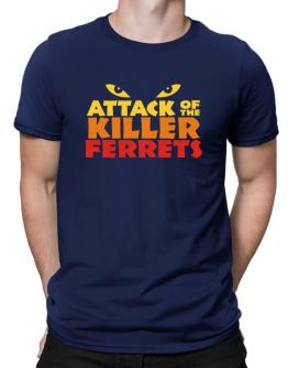 Polo de Attack Of The Killer Ferrets