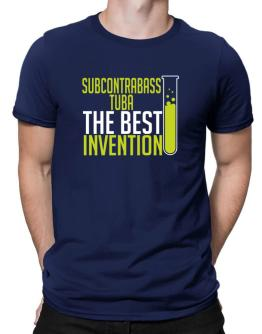 Subcontrabass Tuba The Best Invention Men T-Shirt