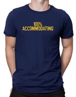 100% Accommodating Men T-Shirt